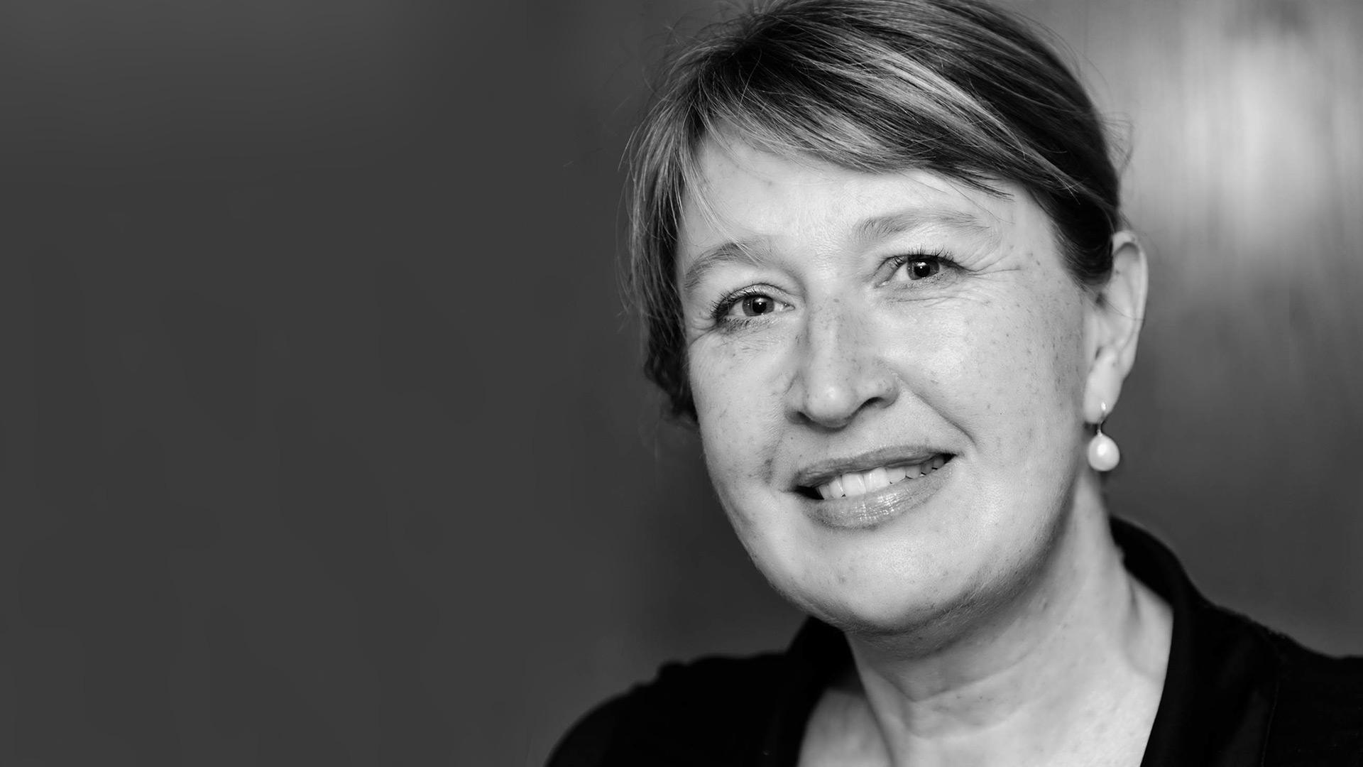Heidi Detzel-Ströble Portrait